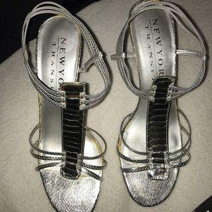 New York transit heels size 9.5